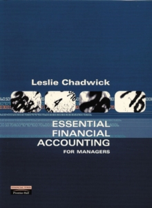 Essential Financial Accounting : for Managers, Paperback Book