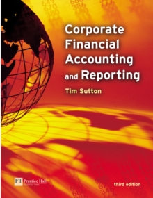 Corporate Financial Accounting and Reporting, Paperback Book