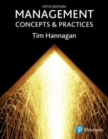 Management : Concepts & Practices, Paperback Book