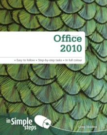 Office 2010 in Simple Steps, Paperback Book