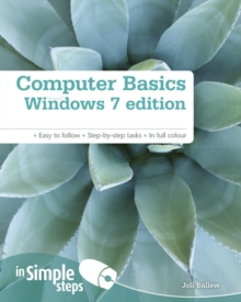 Computer Basics Windows 7 Edition in Simple Steps, Paperback Book
