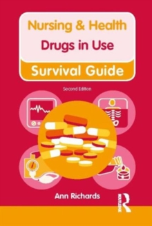 Nursing & Health Survival Guide: Drugs in Use, Spiral bound Book