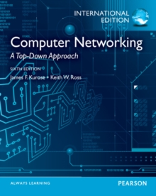 Computer Networking: A Top-Down Approach, Mixed media product Book