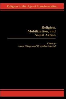 Religion, Mobilization, and Social Action, Hardback Book