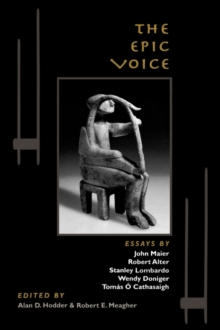 The Epic Voice, Hardback Book
