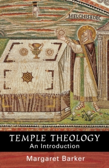 Temple Theology, Paperback Book