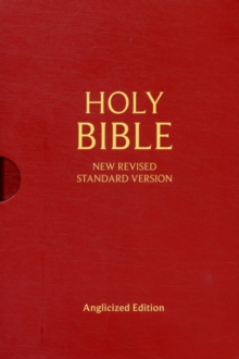 Holy Bible : NRSV, Leather / fine binding Book