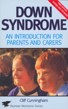 Downs Syndrome : An Introduction for Parents and Carers, Paperback Book