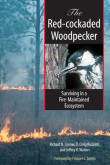 The Red-cockaded Woodpecker : Surviving in a Fire-Maintained Ecosystem, Paperback / softback Book