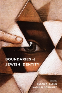 Boundaries of Jewish Identity, Paperback / softback Book