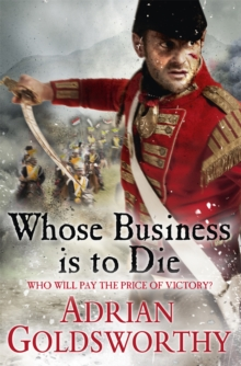 Whose Business is to Die, Hardback Book