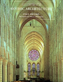 Gothic Architecture, Paperback Book