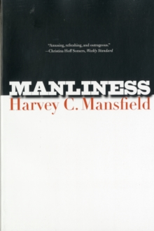 Manliness, Paperback / softback Book