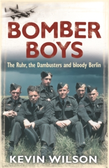Bomber Boys : The RAF Offensive of 1943, Paperback / softback Book