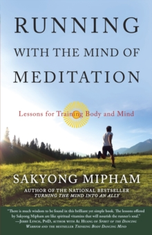 Running With The Mind Of Meditation, Paperback Book