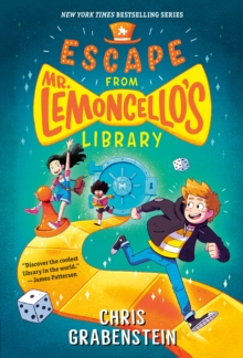Escape from Mr. Lemoncello's Library, Paperback Book