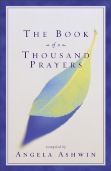 The Book of a Thousand Prayers, Paperback Book