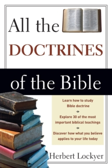 All the Doctrines of the Bible, Paperback / softback Book