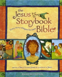 Jesus Storybook Bible, Hardback Book