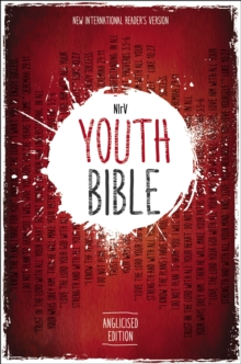 NIrV, Youth Bible, Anglicised Edition, Hardcover, Hardback Book