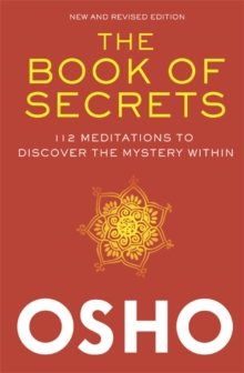 The Book of Secrets : 112 Meditations to Discover the Mystery Within, Mixed media product Book