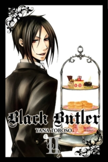 Black Butler, Vol. 2, Paperback Book