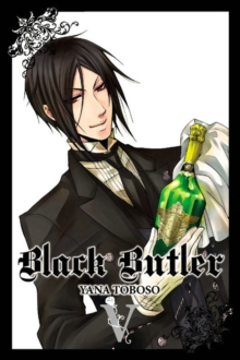 Black Butler, Vol. 5, Paperback Book