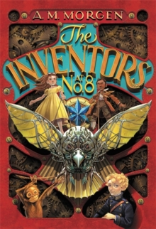 The Inventors at No. 8, Hardback Book