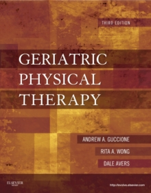 Geriatric Physical Therapy, Hardback Book