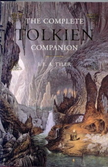 The Complete Tolkien Companion, Paperback Book