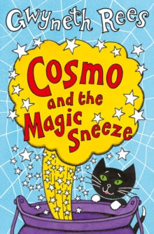 Cosmo and the Magic Sneeze, Paperback Book