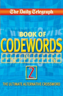 The Daily Telegraph Book of Codewords : No. 2, Paperback Book