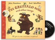 The Gruffalo Song and Other Songs Book and CD Pack, Mixed media product Book