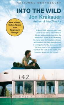 Into the Wild, Paperback Book
