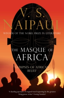 The Masque of Africa : Glimpses of African Belief, Paperback / softback Book