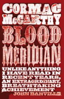 Blood Meridian, Paperback Book