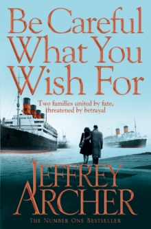Be Careful What You Wish For, Paperback Book