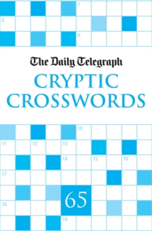 """Daily Telegraph"" Cryptic Crosswords 65, Paperback Book"
