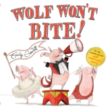Wolf Won't Bite!, Paperback Book