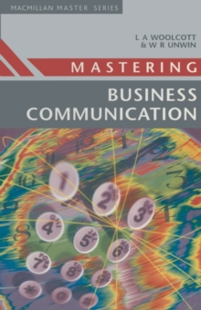 Mastering Business Communication, Paperback Book
