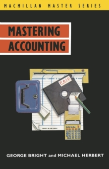Mastering Accounting, Paperback Book