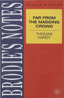 Hardy: Far from the Madding Crowd, Paperback / softback Book