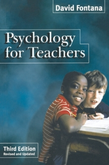 Psychology for Teachers, Paperback Book
