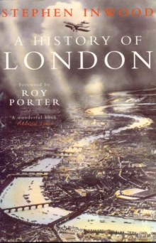 A History of London, Paperback Book