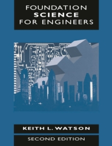 Foundation Science for Engineers, Paperback Book