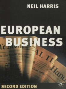 European Business, Paperback Book