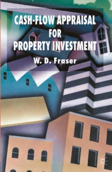 Cash-Flow Appraisal for Property Investment, Paperback Book