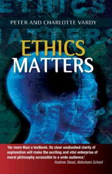 Ethics Matters, Paperback Book