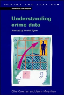 UNDERSTANDING CRIME DATA, Paperback Book
