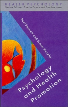 Psychology and Health Promotion, Paperback Book